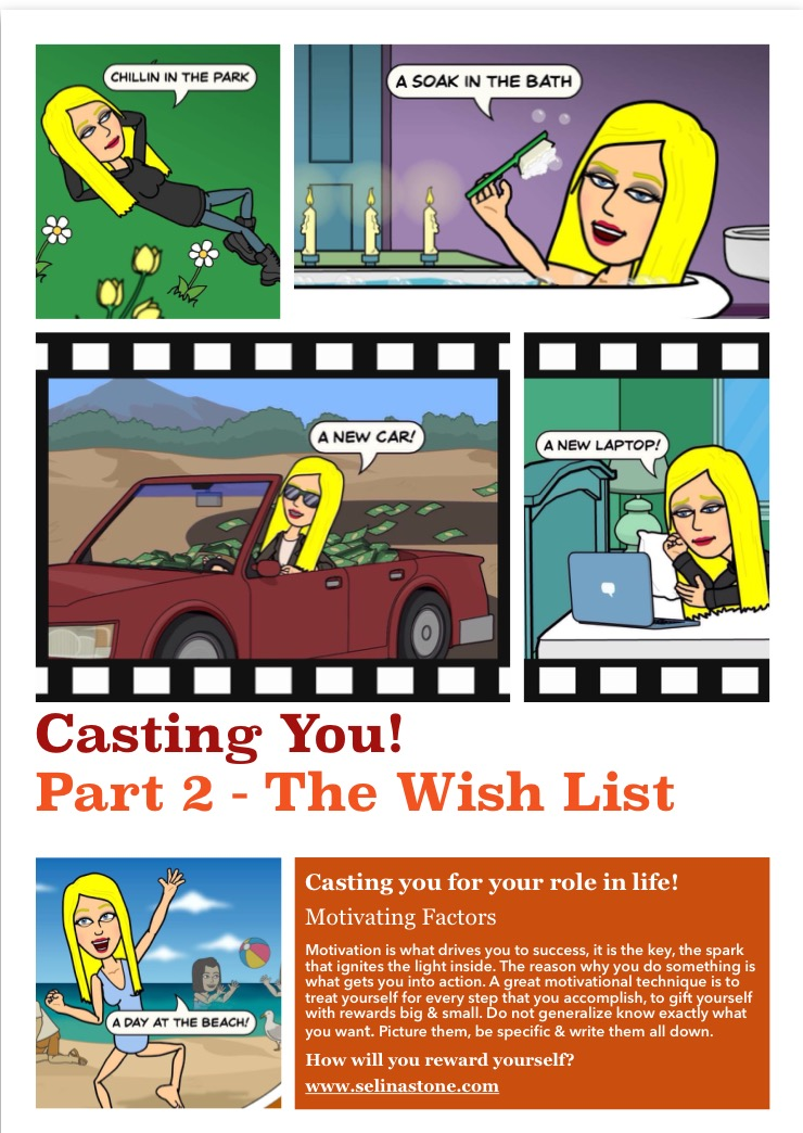 Casting you for your role in life!  Coaching Marbella, Life