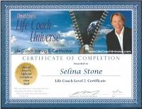 life-coach-certification-selina-stone-holistic-addiction-recovery-marbella-coaching