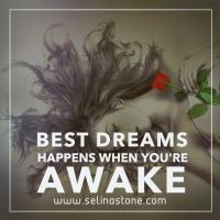 inspiration and motivation by selina stone